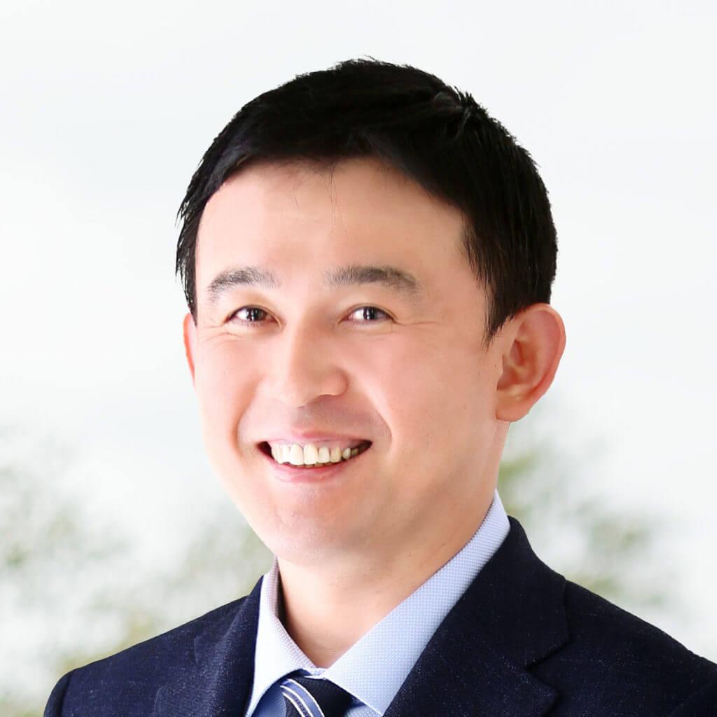 代表カウンセラー 山中康弘の写真